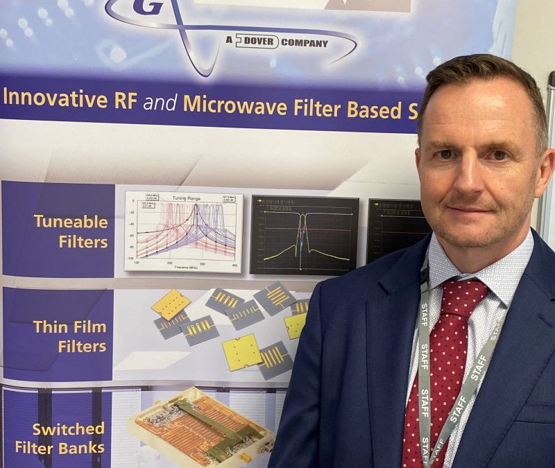 BSC welcomes Emyr Rees, European Sales Manager